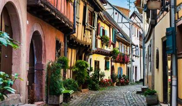 Citytrip / Week-end / Last minute en Alsace
