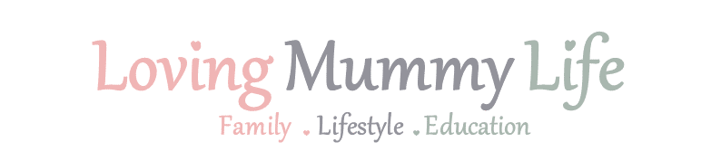 loving mummy life logo