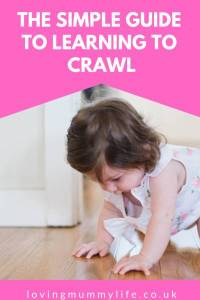 Learn to crawl with reflux tips