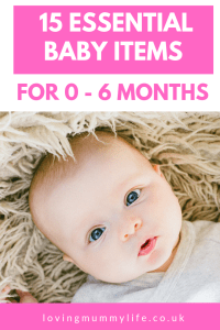 must-have baby items