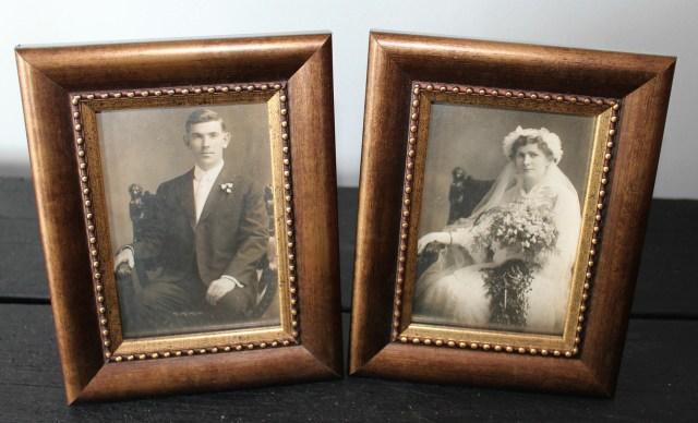 Irish Grandparents