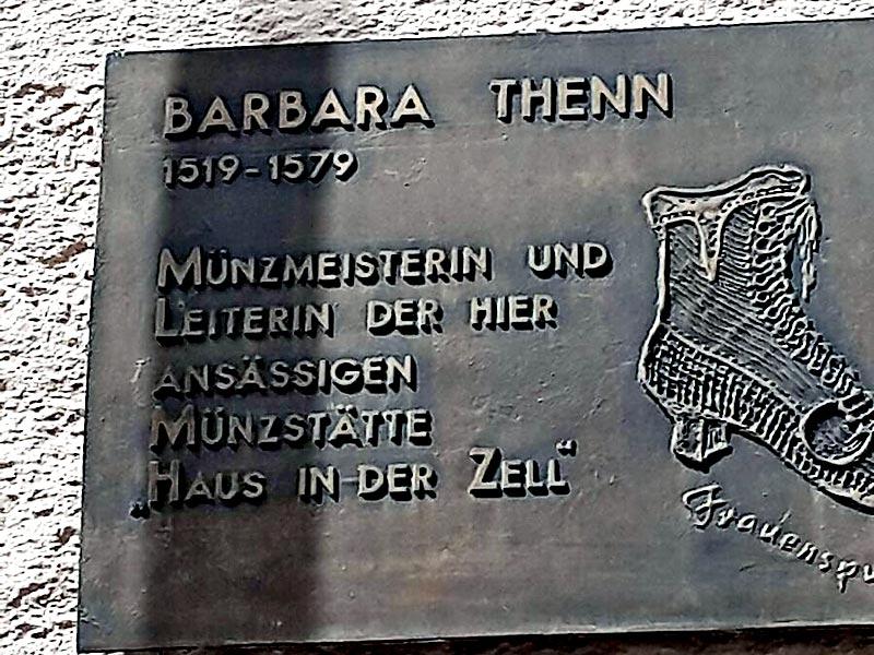 loving Salzburg // Schild Barbara Thenn