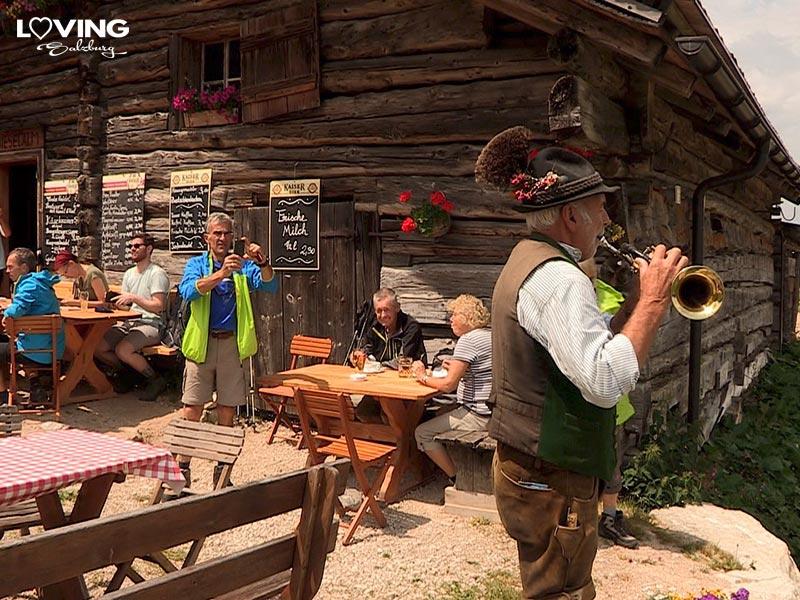 loving Salzburg || Wandern auf Sissis Spuren im Tennengau