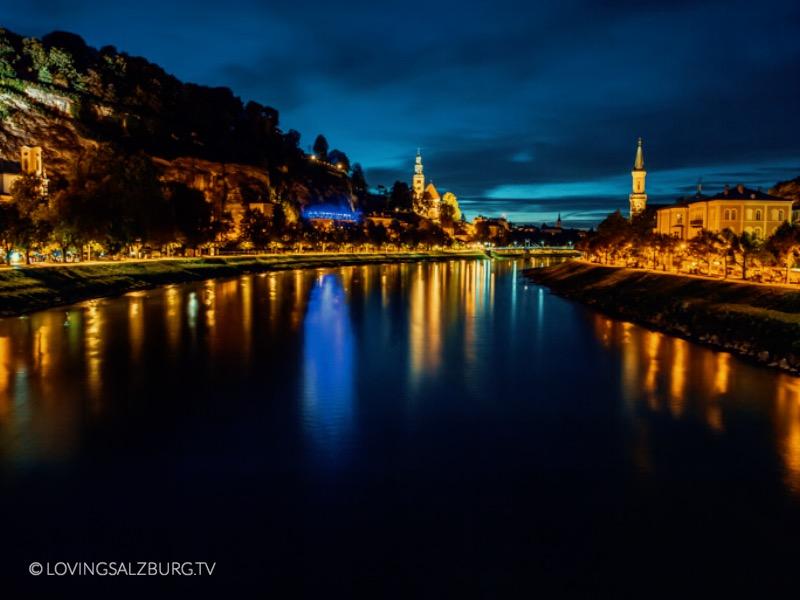 loving Salzburg TV | Salzburg bei Nacht