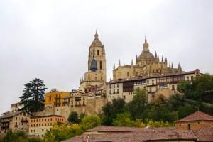 Segovia_Old_Town