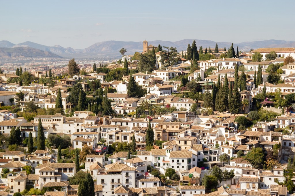 Albayzin-Granada-Spain