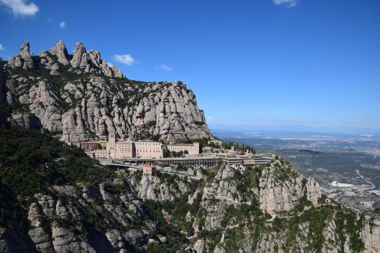 Montserrat Spain