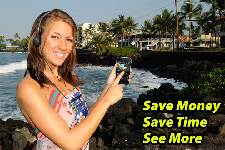 Tour Guide Hawaii's Brand New iPhone/iPod Touch App Puts Paradise in the Palm of Your Hand!
