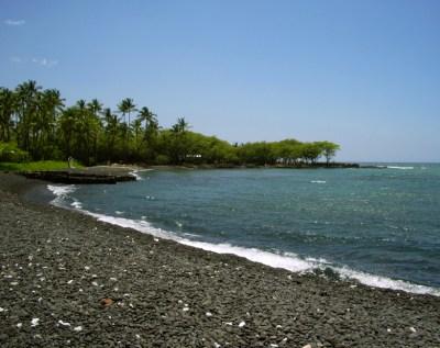 Kiholo Bay Beach Hike | Lovingthebigisland's Weblog