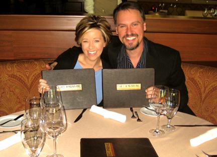 """Dinner at SC """"Prime Steakhouse"""""""