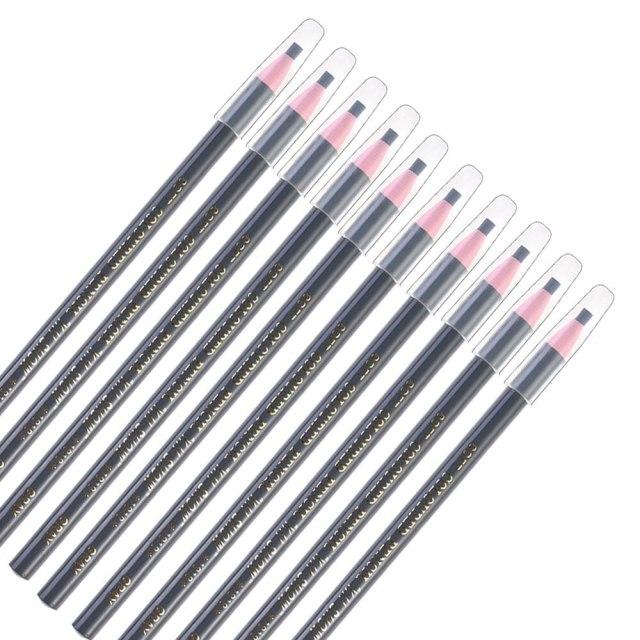 10pcs Waterproof Eyebrow Pencil