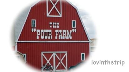 a barn we saw in North Dakota