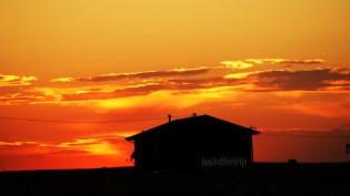 Montana has some amazing sunsets!