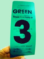lovin the trip - the green machine