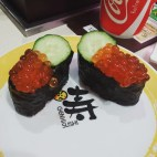 Salmon Roe Sushi