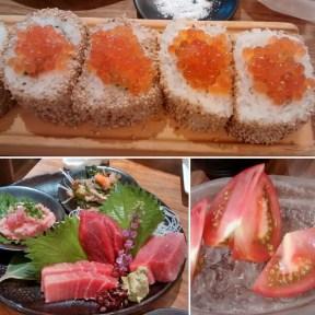 Dinner at Itamae Sushi