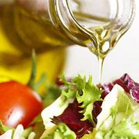 Azeite de oliva-salada-vestir-keto-dieta