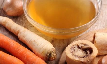 Caldo de ossos low carb e os benefícios para a saúde