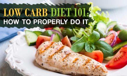 Dieta low carb | 101 dicas para ser bem sucedido na dieta de baixo carboidrato