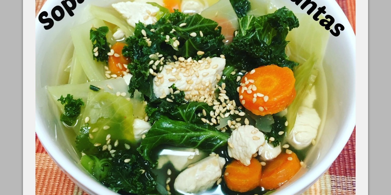 Sopa Low Carb Receita   9 opções para o inverno