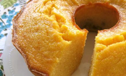 Receita de bolo low carb simples com coco