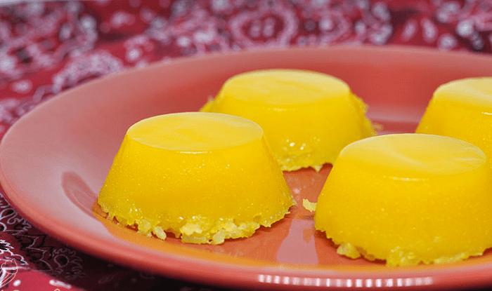 Receita de quindim low carb delicioso