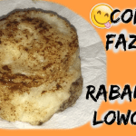 Receita de Rabanada Fake Low Carb