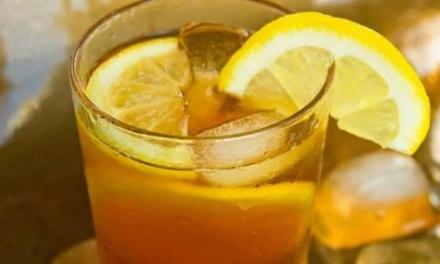 Receita de Mate com Limão Low Carb