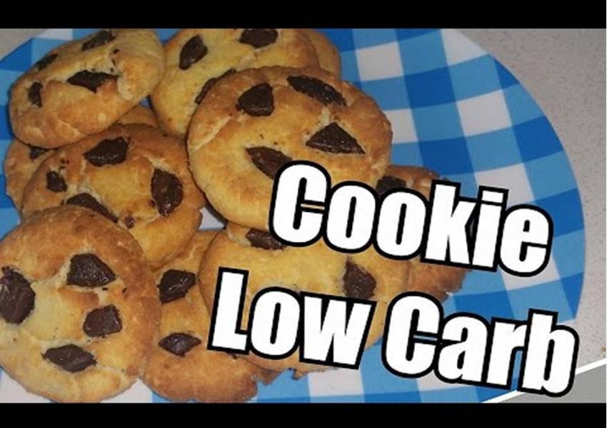 Como Fazer Cookies Low Carb