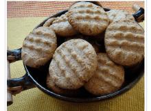 Biscoito de amêndoa Low Carb