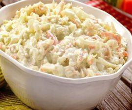 Salada Fácil Low Carb