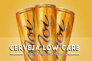 Cerveja Noi Low Carb