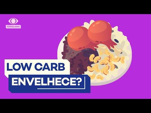 Dieta Low Carb acelera o envelhecimento?