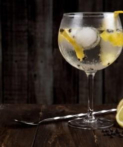 Alkoholfri Drinks, Gin og Rom