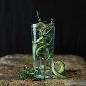 Drink med agurk