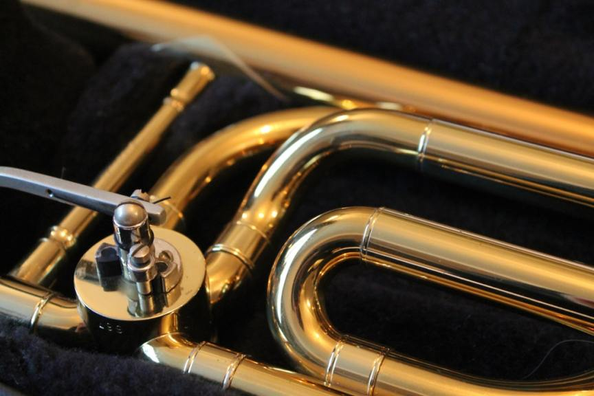 Trombone Slide Positions: Notes For Advanced Beginners - Low