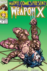 Marvel Comics Presents: Weapon X