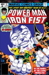 Power Man and Iron Fist #57