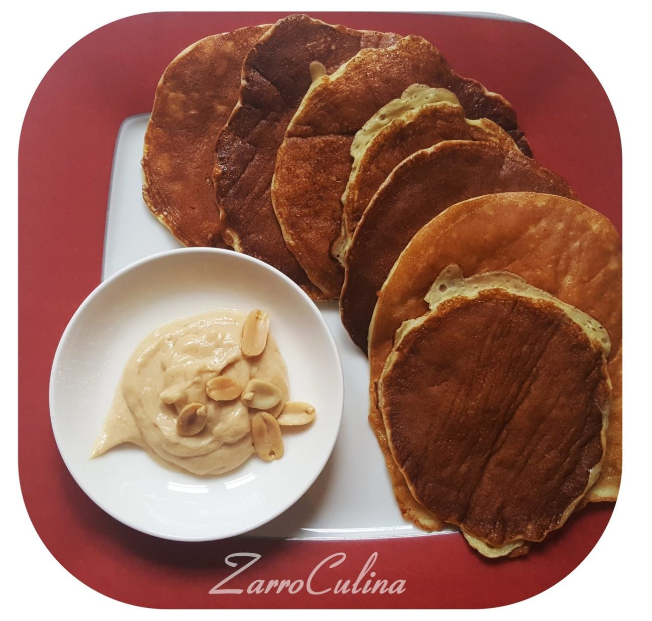 Super LowCarb Pancakes