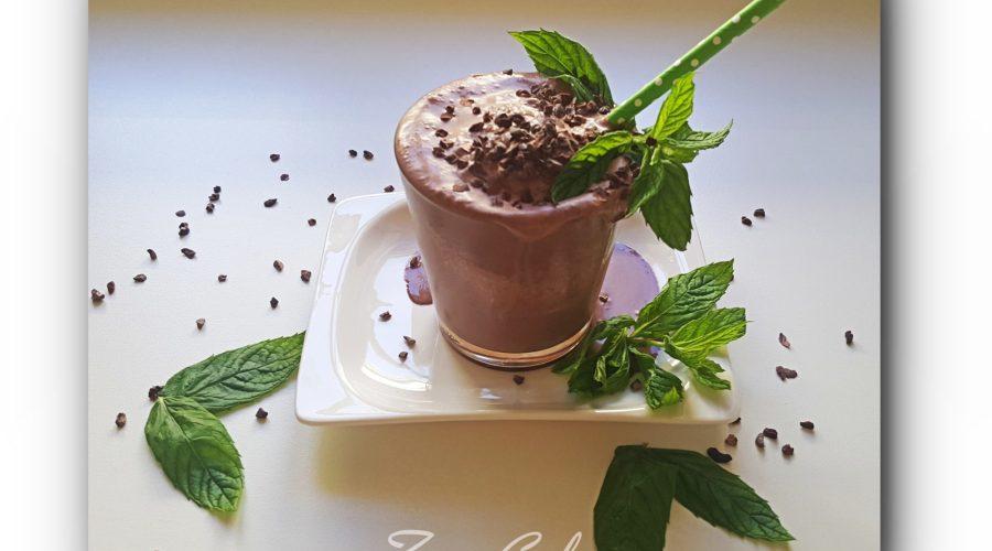 Schokoeis - Nicecream chocolat and mint - Titelbild
