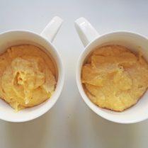 Vanille Mug Cake