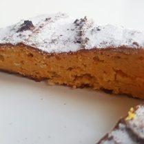 einfacher Mandelkuchen