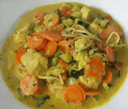 Chicken - Korma - Curry
