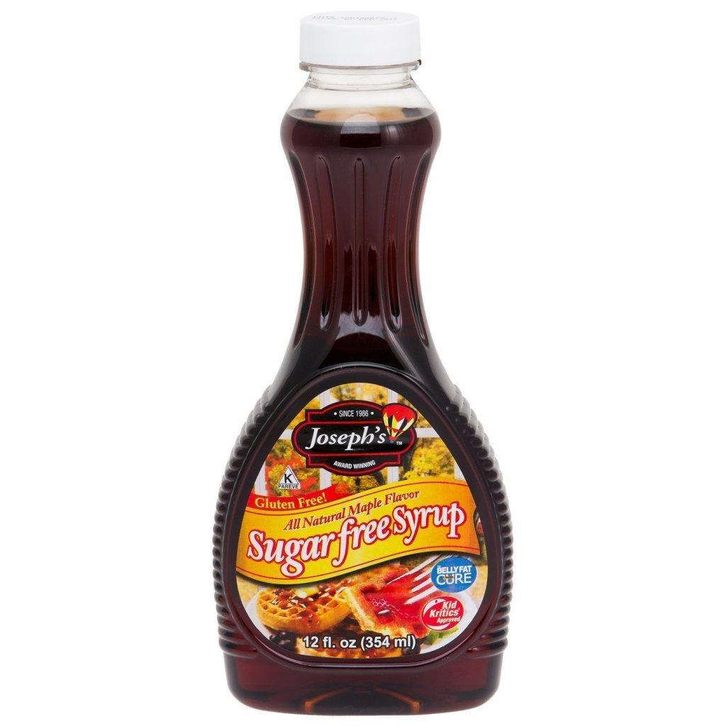 71ChVdwcPYL. SL1440  - Joseph's Sugar Free Maple Flavor Syrup, 12oz