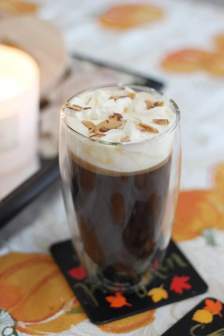 Sugar Free White Chocolate Hazelnut Butter Coffee