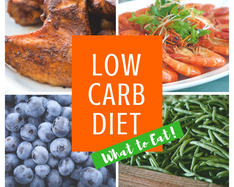 Low Carb Diet What to Eat