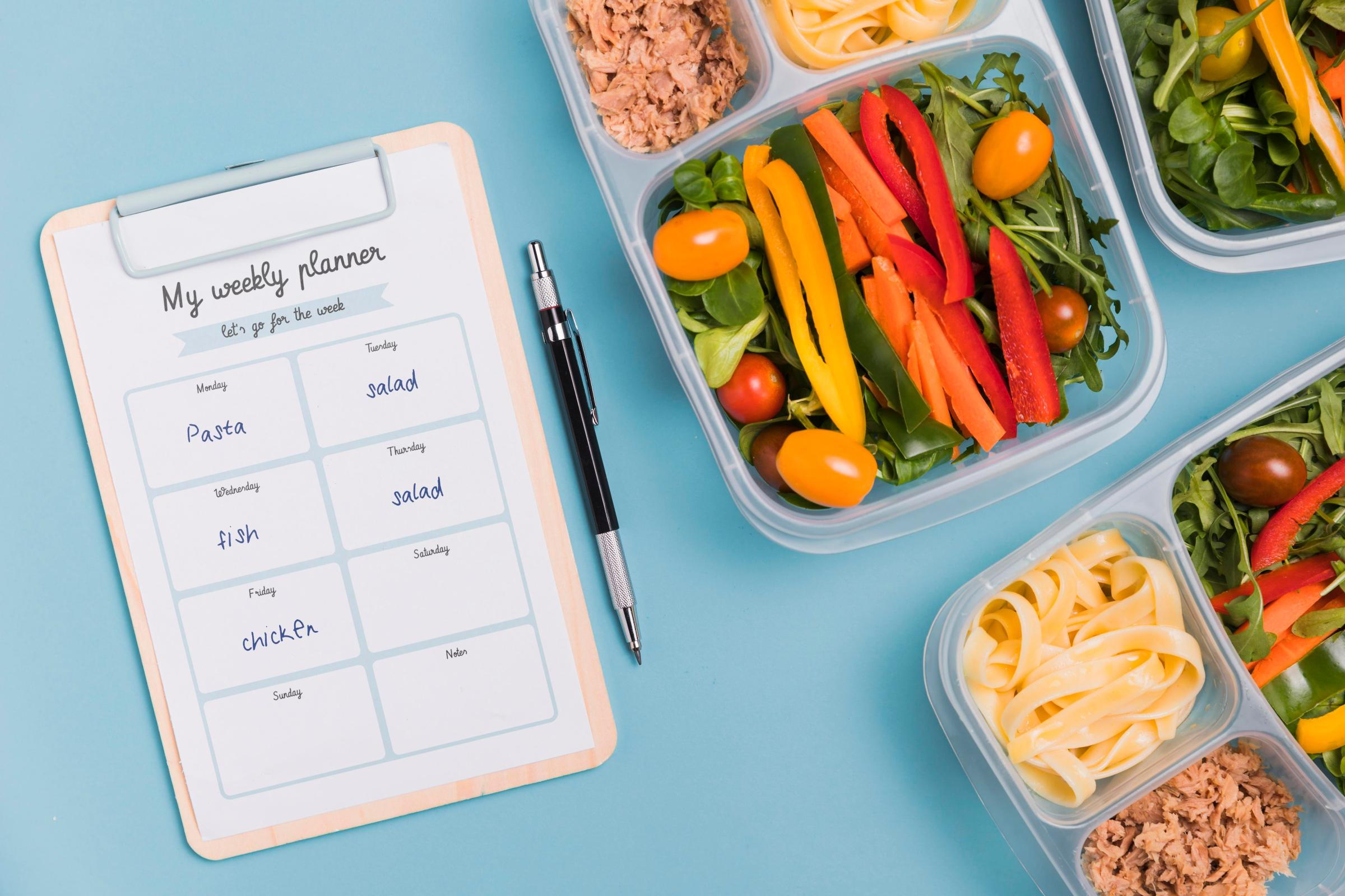 low carb meal plans
