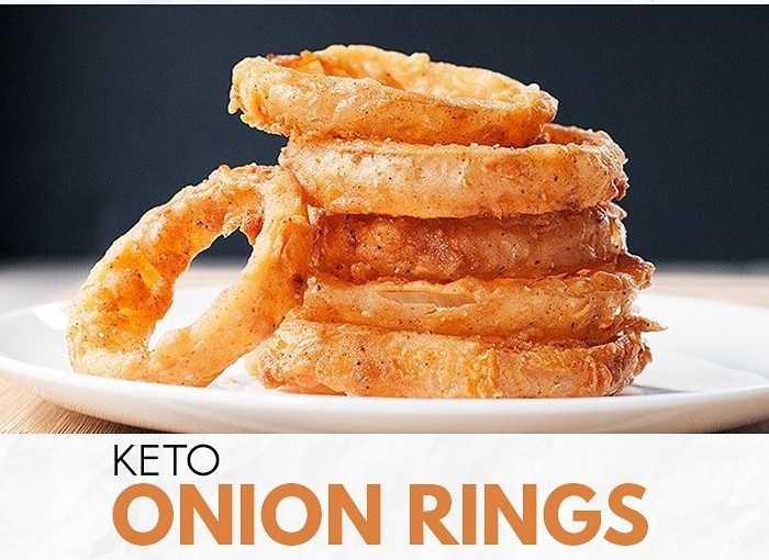 Keto Onion Rings