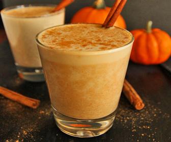 Pumpkin Spice Bulletproof Latte