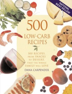 500 low carb recipes review